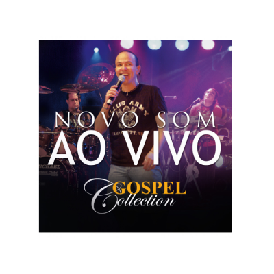 CD – Novo Som Ao Vivo |Gospel Collection