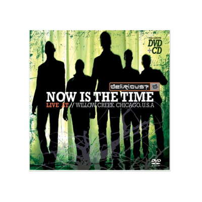 CD – Delirious | Now is The Time