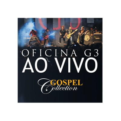 CD – Oficina G3 Ao Vivo | Gospel Collection