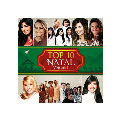 CD – Top 10 Natal | Volume 01