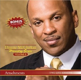 CD – Donnie McClurkin | Ministry Series Vol. II